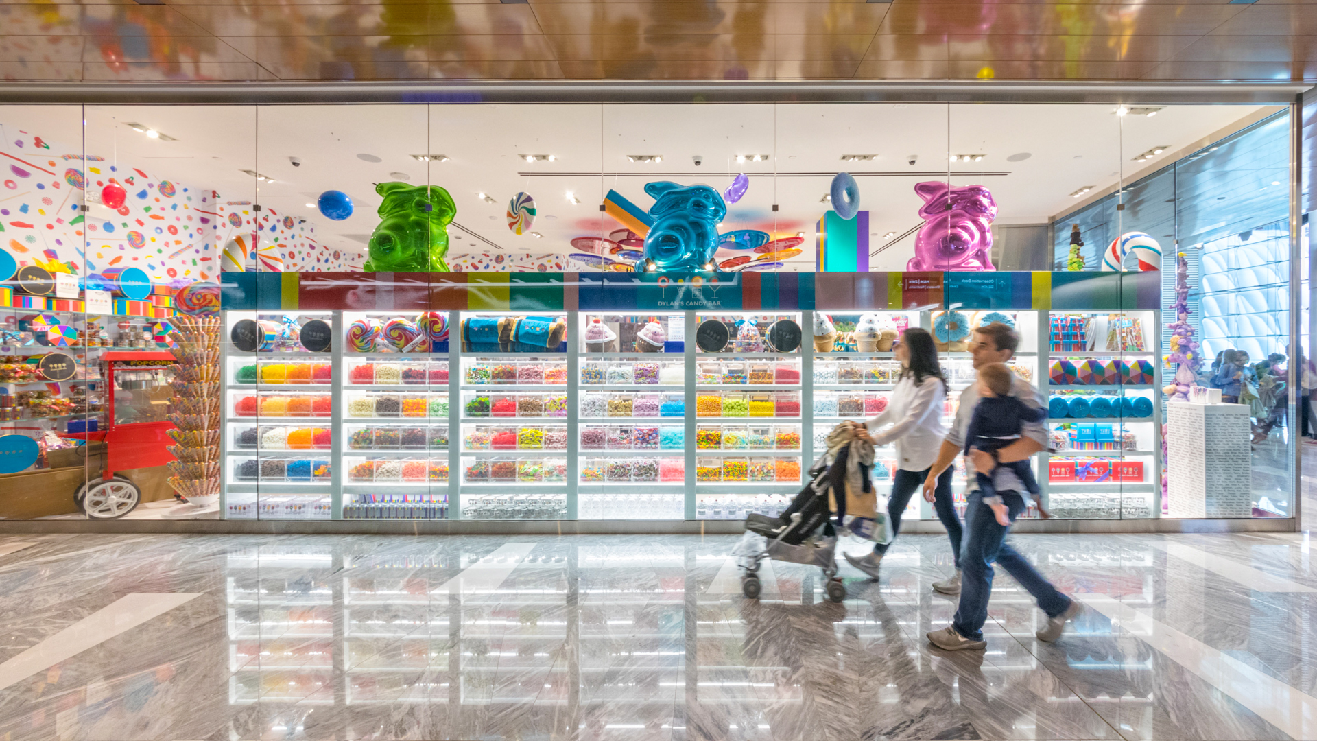 Dylan's Candy Bar at The Shops & Restaurants at Hudson Yards
