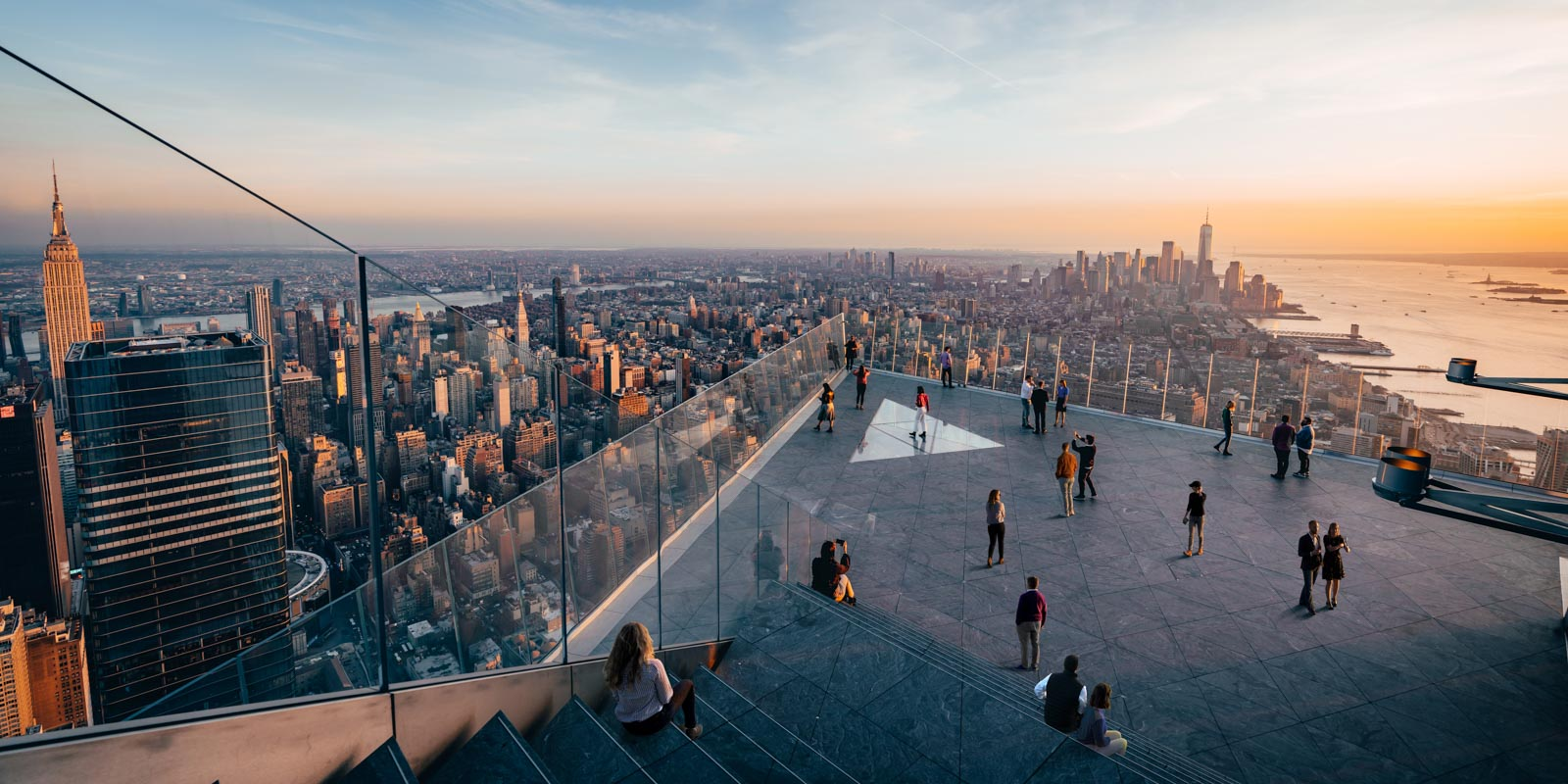 Celebrating New York's skylines and vistas