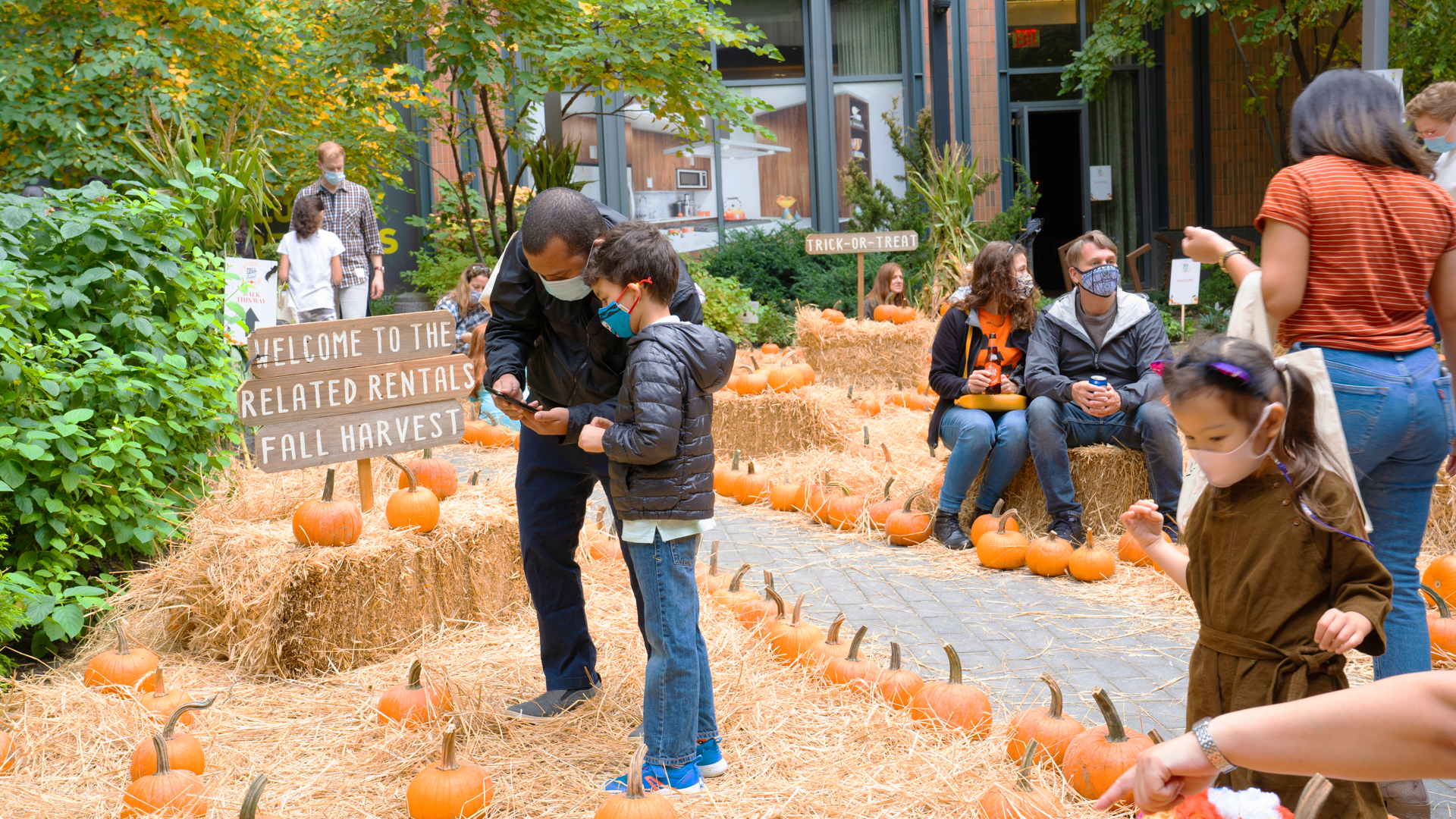 Fall Harvest Festival 2020 Abington House